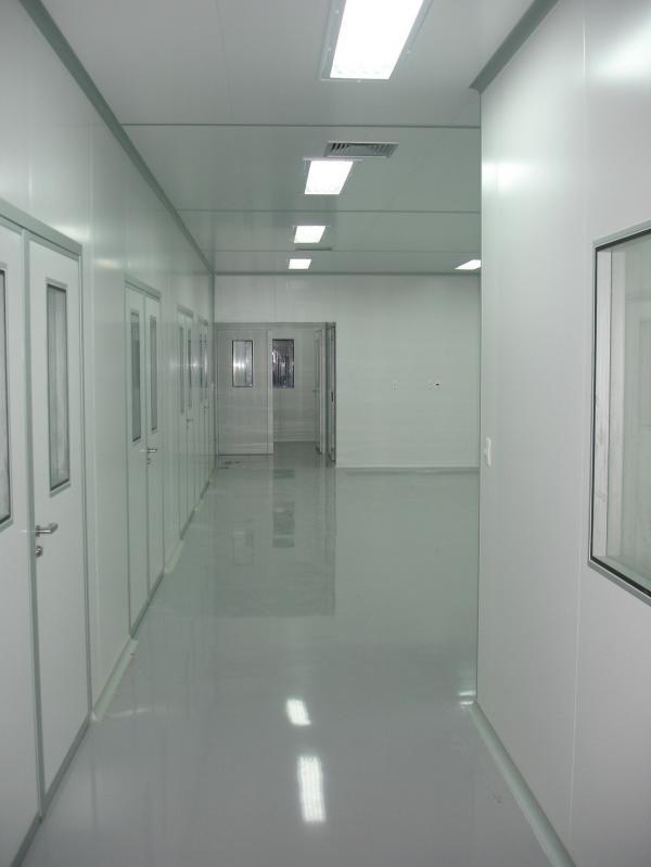 Divisorias Sala Limpa